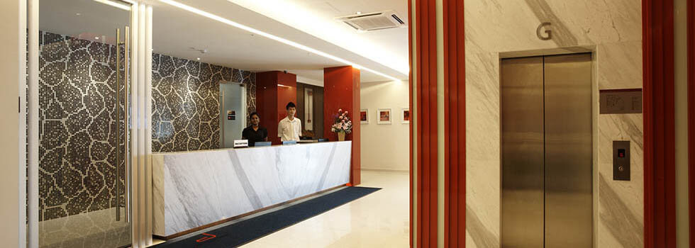 D Boutique Front Desk